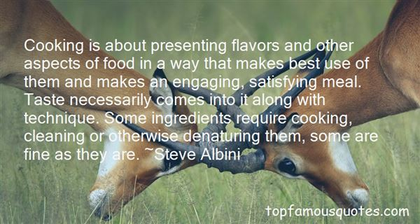 Quotes About Cooking And Food