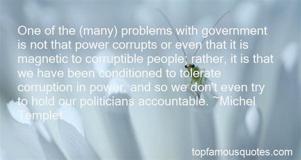Quotes About Corruption And Power