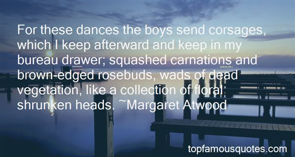 Quotes About Corsages
