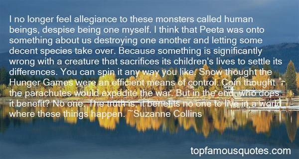 Quotes About Courage In The Hunger Games