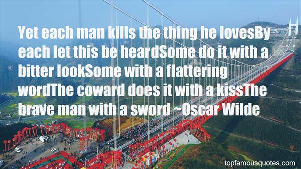 Quotes About Coward Boyfriend