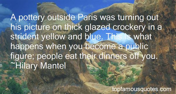 Quotes About Crockery