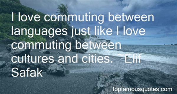 Quotes About Crossing Cultures