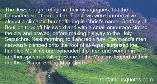 Quotes About Crusaders