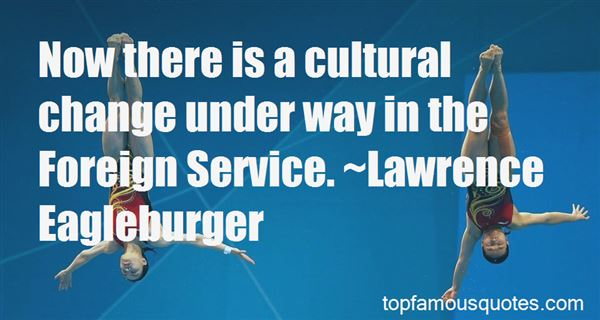 Quotes About Cultural Change