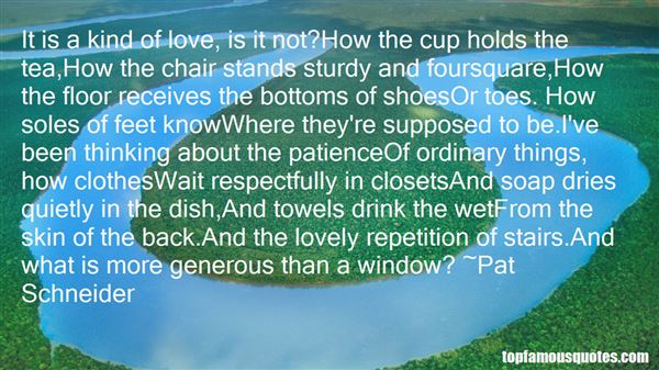 Quotes About Cup Of Love