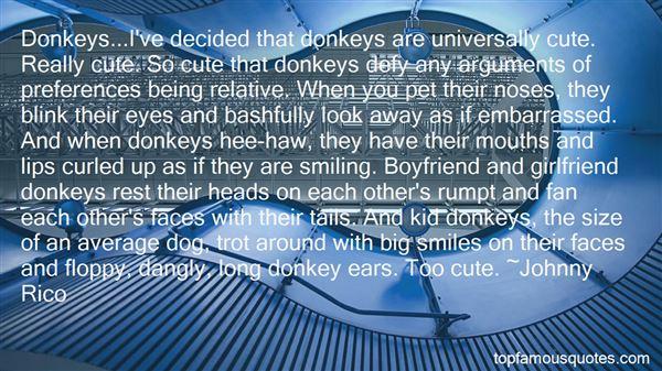 Quotes About Cute Boyfriend