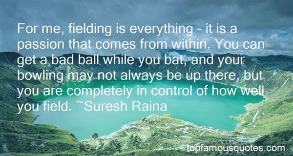 Quotes About Cyril Fielding