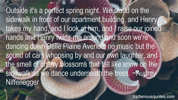 Quotes About Dancing In The Snow