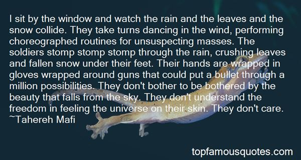 Quotes About Dancing Through The Rain