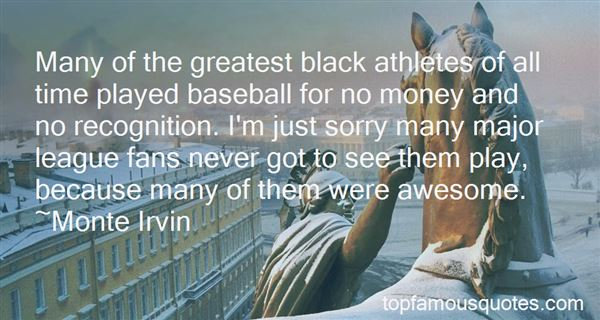 Quotes About Dating Baseball Players