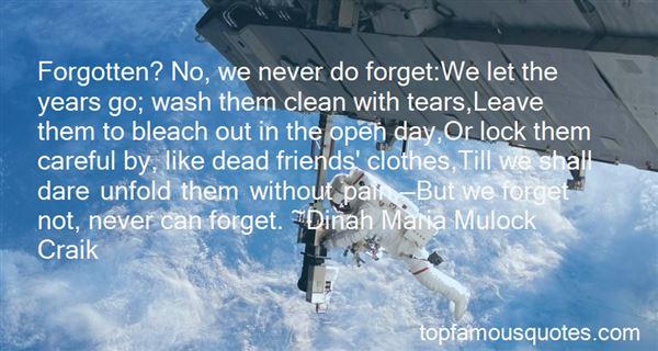 Quotes About Dead Friends