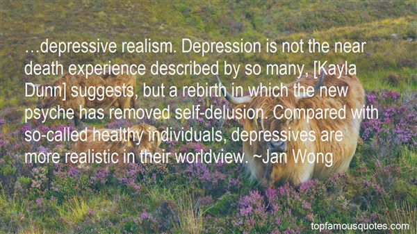 Quotes About Death And Depression