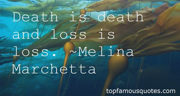 Quotes About Death And Loss