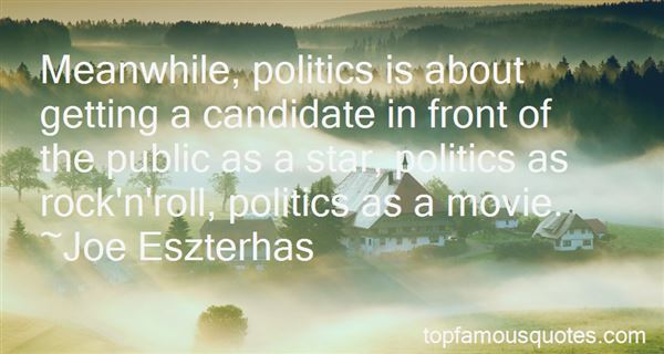 Quotes About Debating In Politics