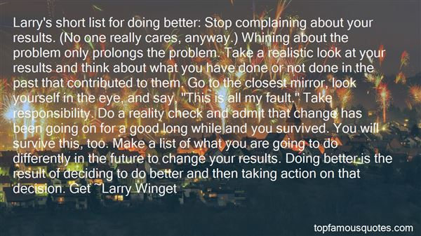 Quotes About Deciding To Change