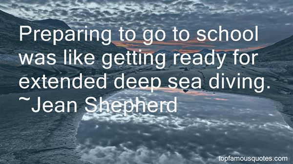 Quotes About Deep Sea