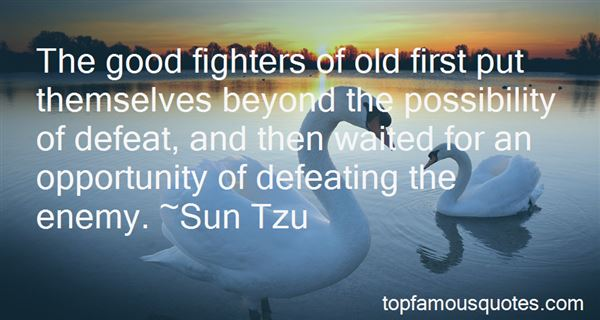 Quotes About Defeating The Enemy