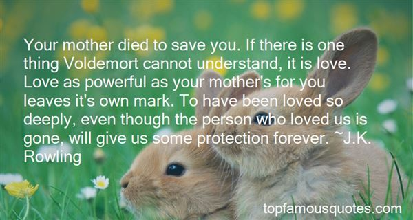 Quotes About Died Mother