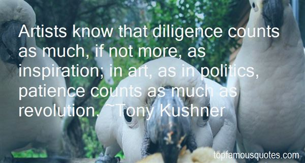 Quotes About Diligence And Patience