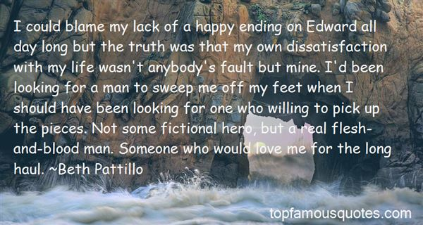 Quotes About Dissatisfaction In Love