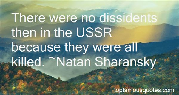 Quotes About Dissident