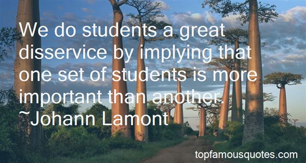 Quotes About Doctoral Students