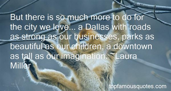 Quotes About Downtown Dallas