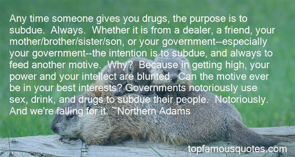 Quotes About Drugs Tumblr