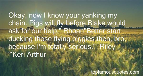 Quotes About Ducking