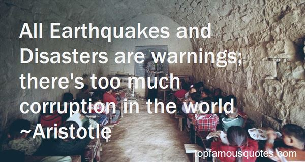 Quotes About Earthquakes Tagalog