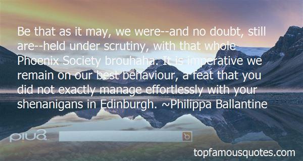 Quotes About Edinburgh