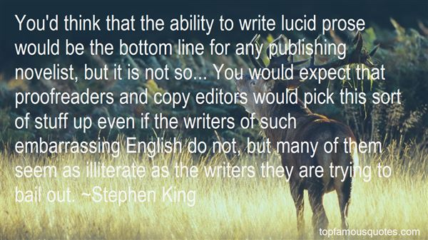 Quotes About Editors And Writers