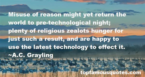 Quotes About Effect Of Technology