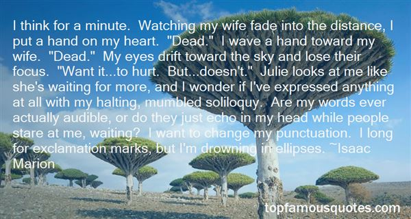 Quotes About Ellipses