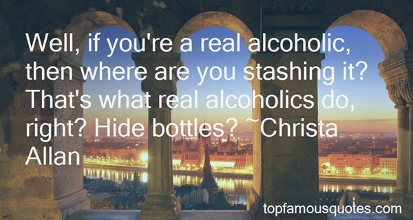 Quotes About Enabling Alcoholics