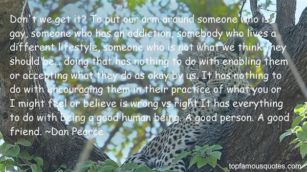 Quotes About Enabling Someone