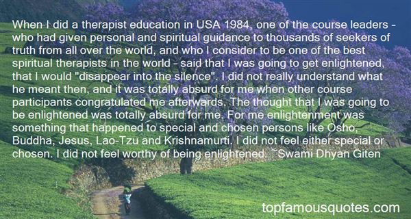 Quotes About Enlightenment And Education