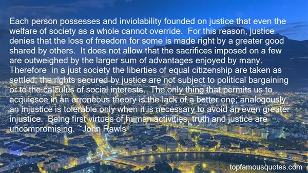 Quotes About Equal Right And Justice