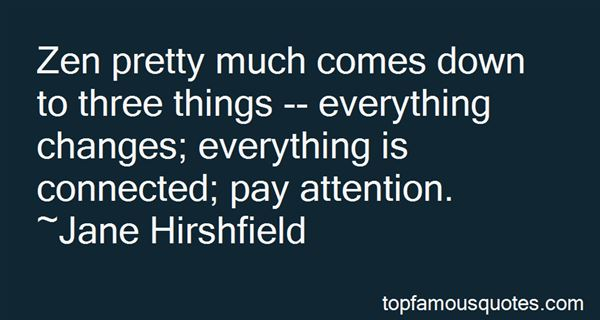 Quotes About Everything Is Connected