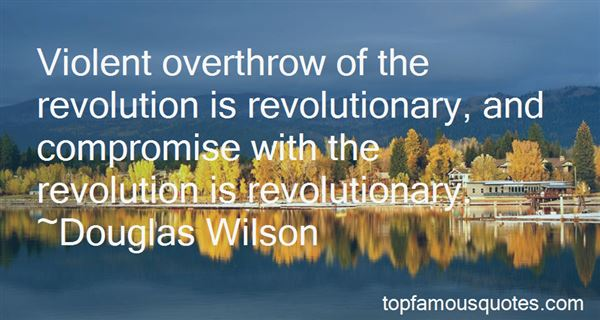 Quotes About Evolution And Revolution