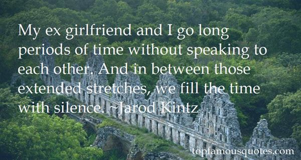 Quotes About Ex Girlfriend