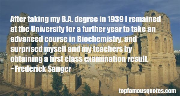 Quotes About Examination Result