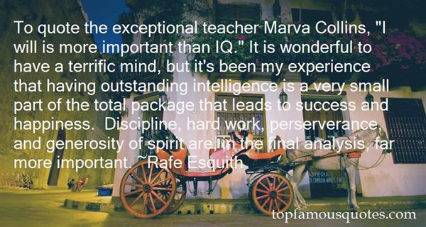 Quotes About Experience As A Teacher
