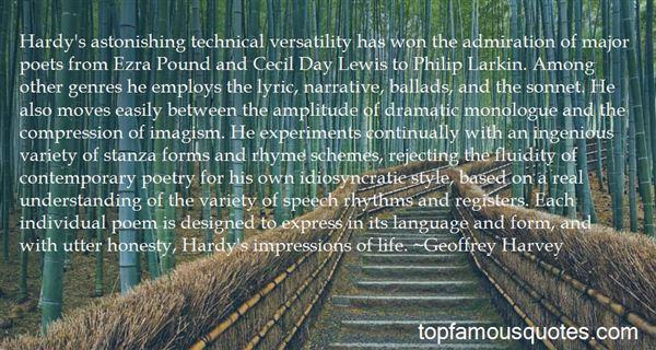 Quotes About Ezra Pound