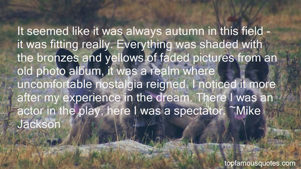 Quotes About Faded Pictures