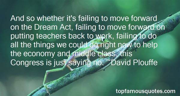 Quotes About Failing To Move On