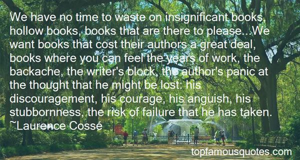 Quotes About Failure From Books