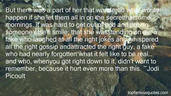 Quotes About Fake Gossip