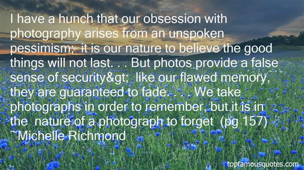 Quotes About False Sense Of Security